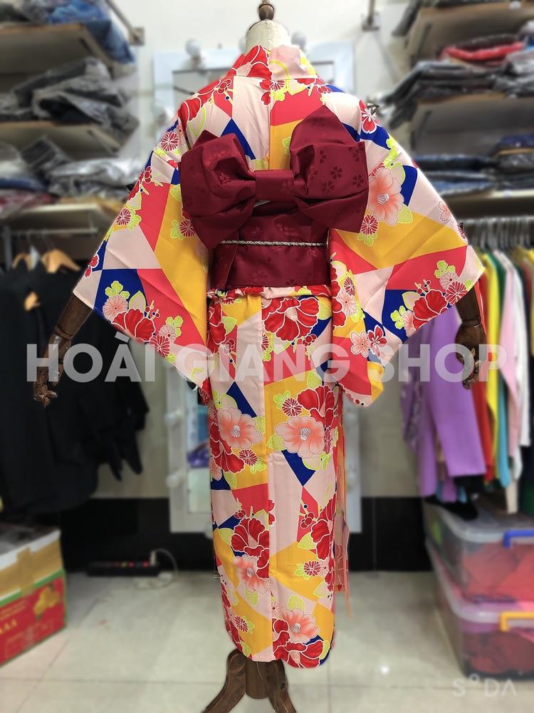 cho thuê yukata kimono đẹp