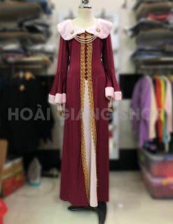 cho thuê trang phục nữ hoàng