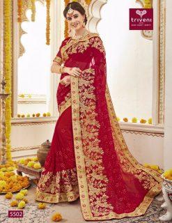 Trang phục sari Ấn Độ