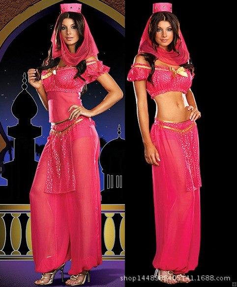 Trang phục Ấn Độ nữ MAD016