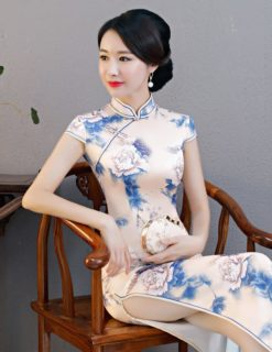 Sườn xám Trung Hoa