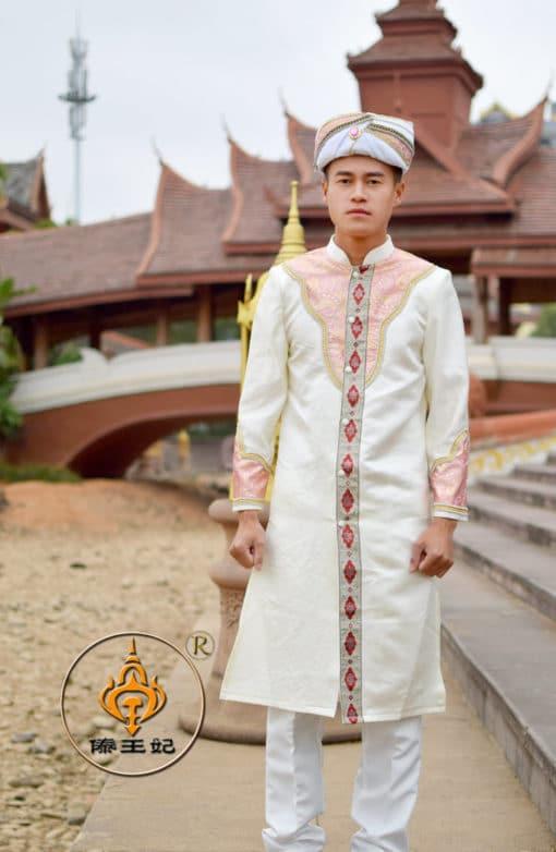Trang phục Ấn Độ nam