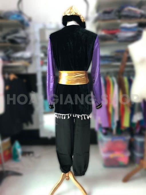trang phục ba tư alibaba