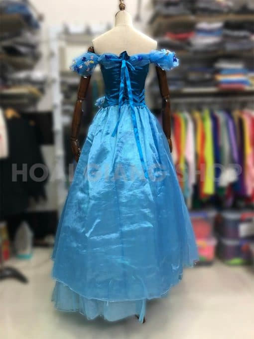 thuê trang phục công chúa