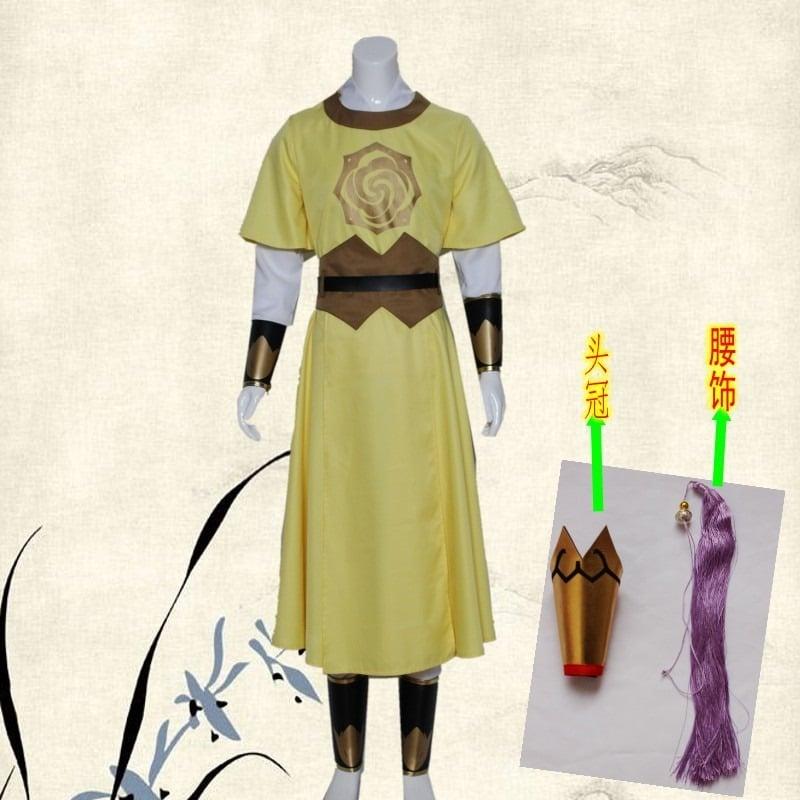 Trang phục Kim Lăng (Ma Đạo Tổ Sư)