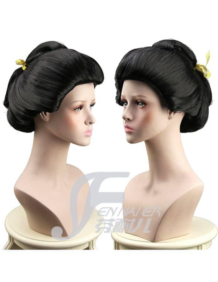 Tóc giả cô gái Nhật Bản
