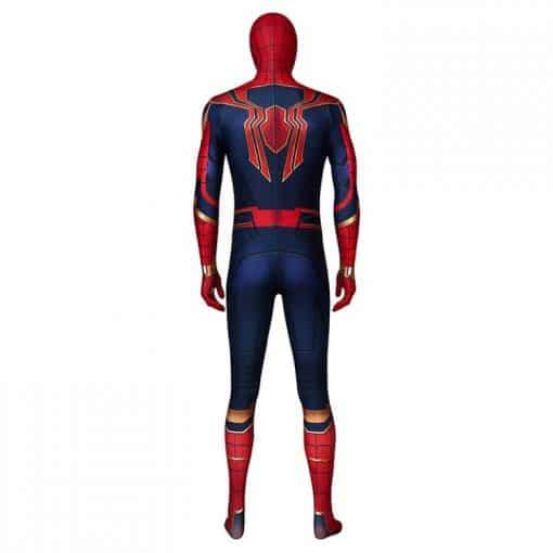 trang phục người nhện spiderman 2019