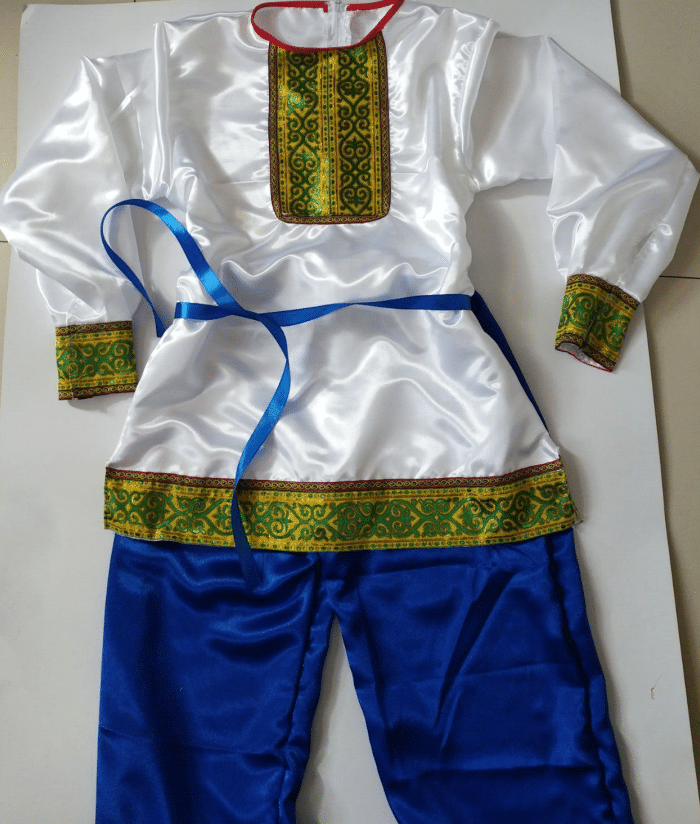 Trang phục Nga nam