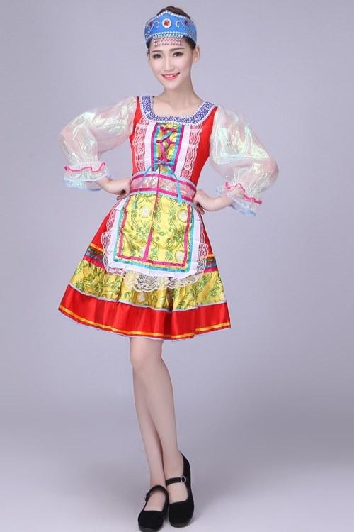 Trang phục Nga nữ