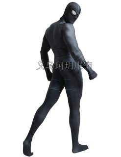 Trang phục Spiderman (người nhện đen)