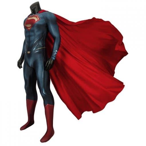 trang phục superman man of steel