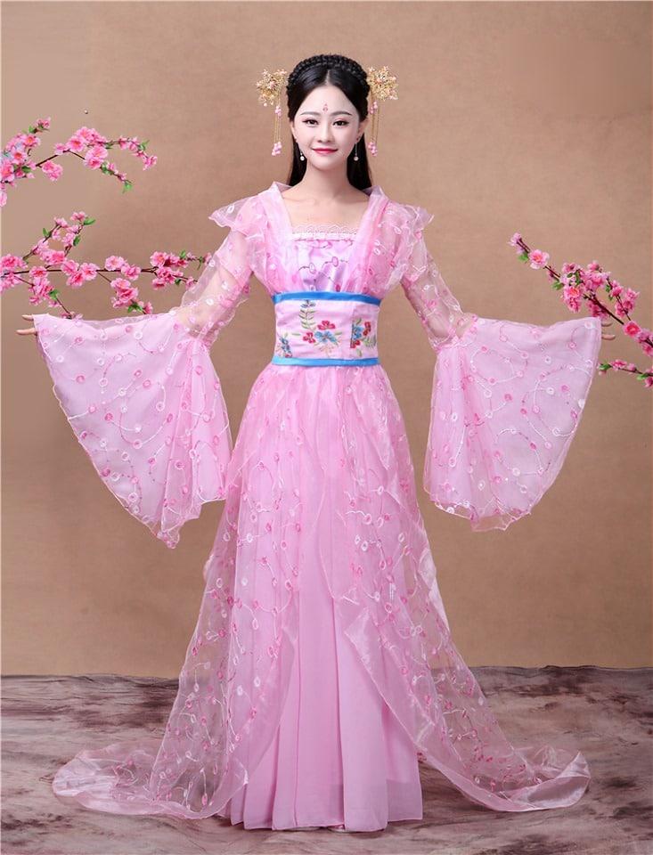 Trang phục trung quốc nữ