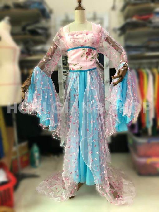 trang phục trung quốc cổ trang
