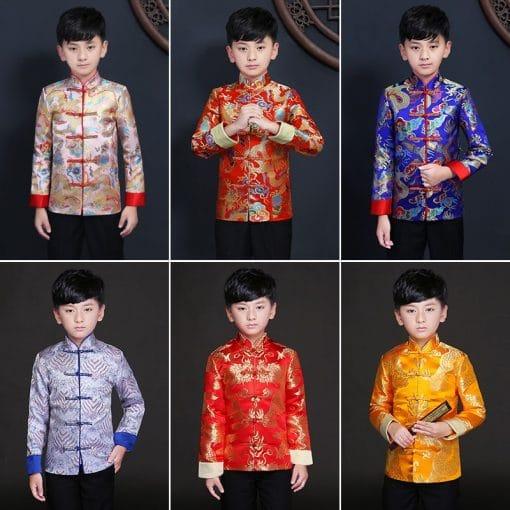 áo khỏa trẻ em
