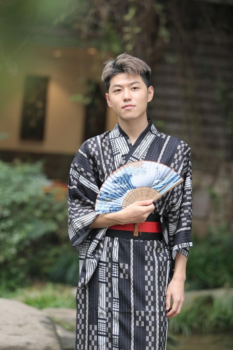 yukata nam nhật bản