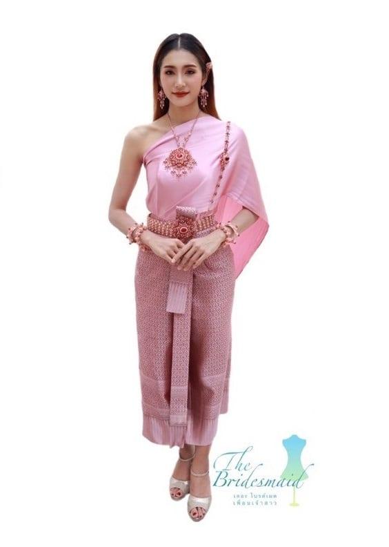 thuê trang phục thái lan