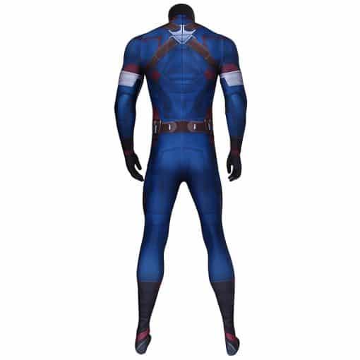 cho thuê trang phục captain american