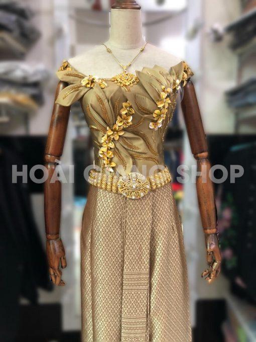 thuê trang phục truyền thống thái lan