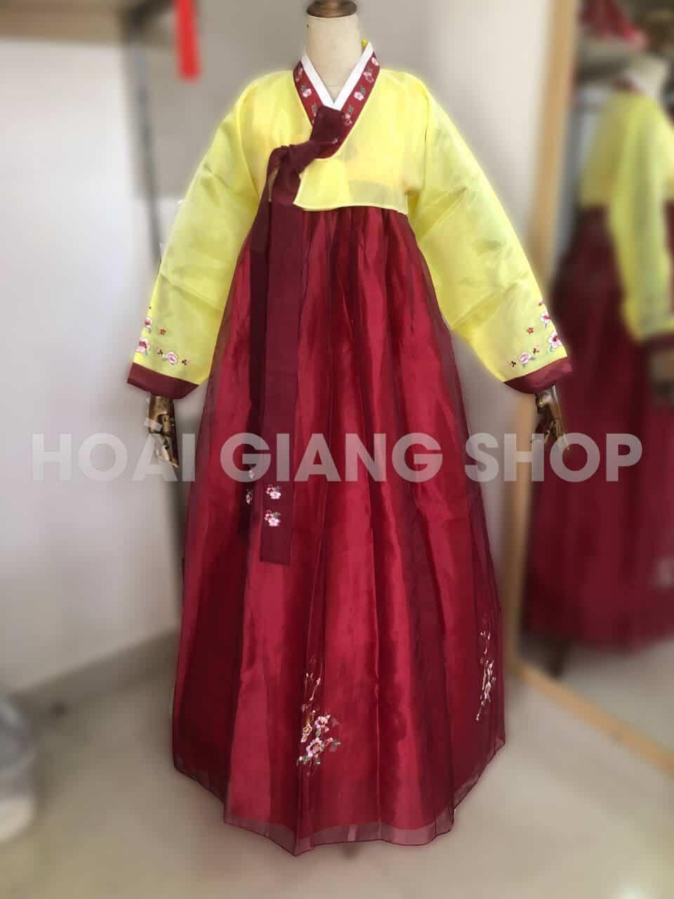 mua hanbok hàn quốc ở đâu
