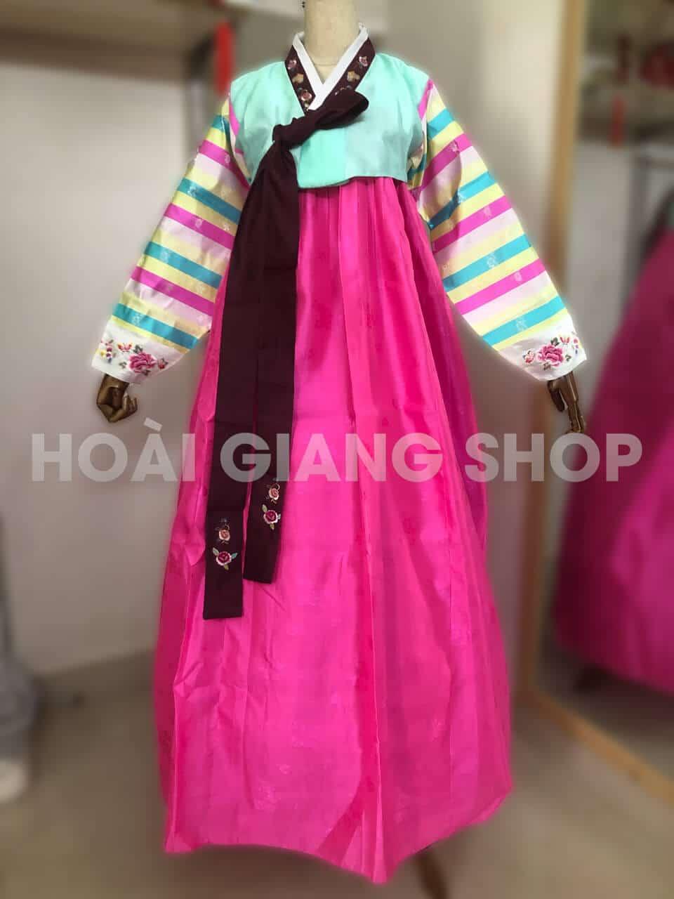 bán và thuê hanbok hàn quốc