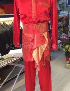 trang phục malaysia nam