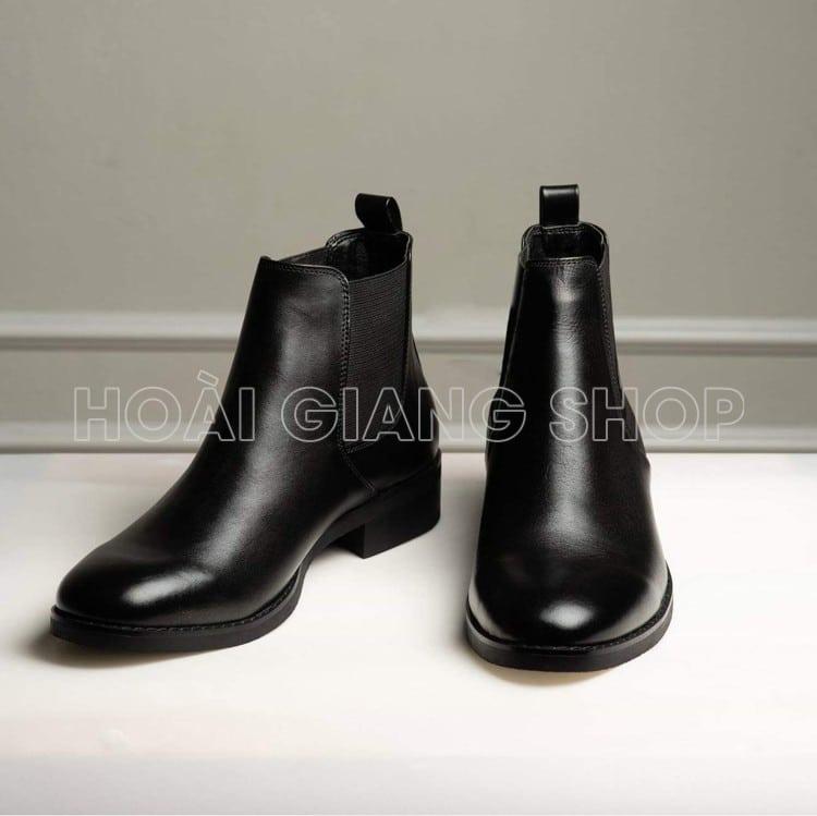 cho thuê giày boot nam chelsea
