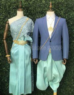 cho thuê trang phục truyền thống thai lan