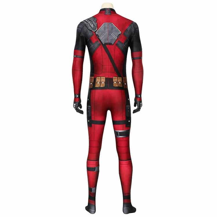 trang phục deadpool body
