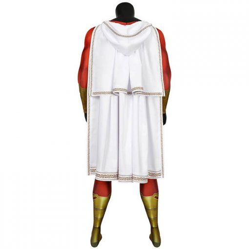 trang phục hóa trang shazam