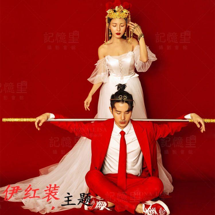 concept chụp ảnh cưới tây du ký