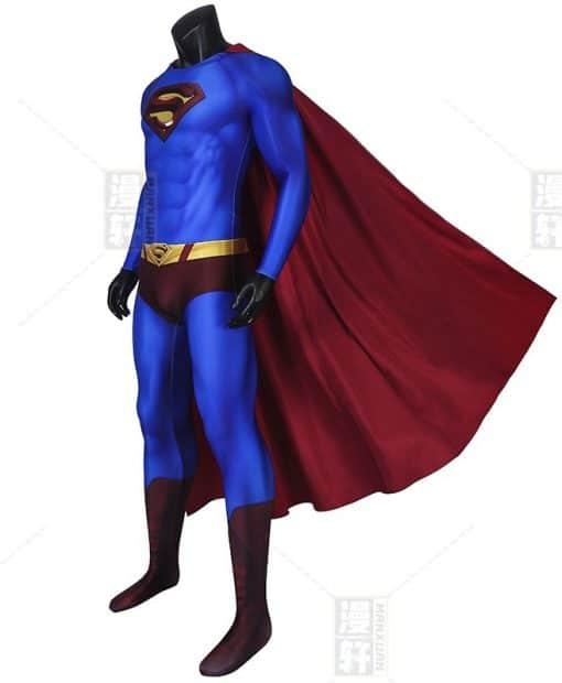 cho thuê trang phục superman