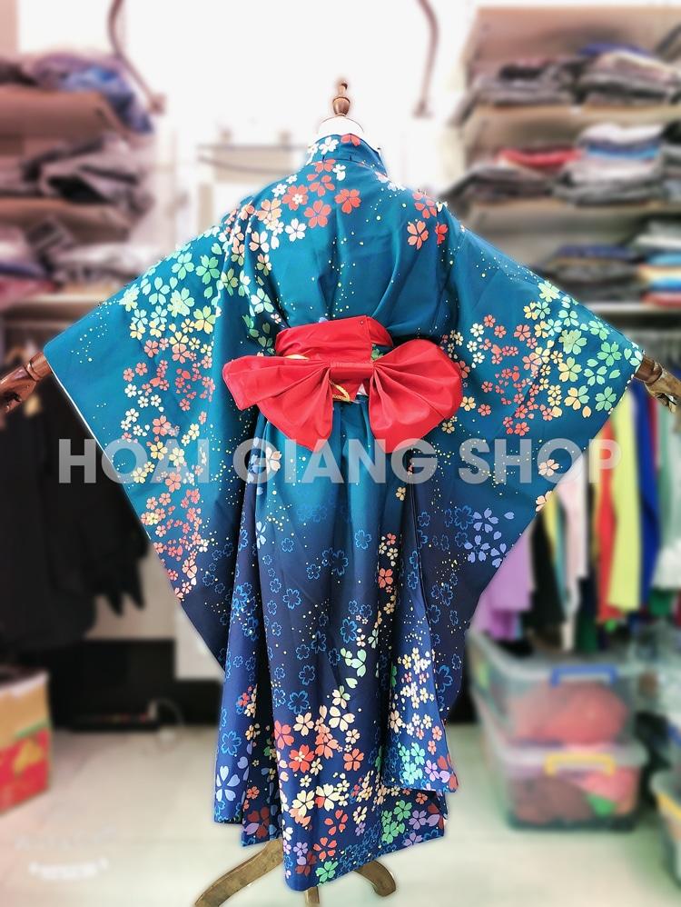 thuê kimono nhật bản