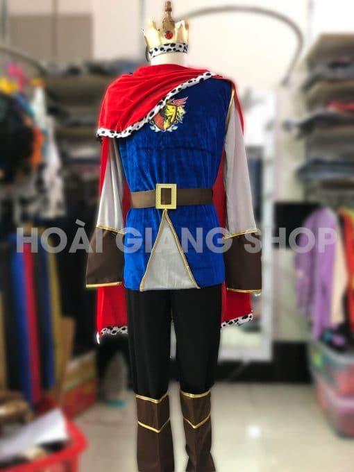 cho thuê trang phục hoàng tử