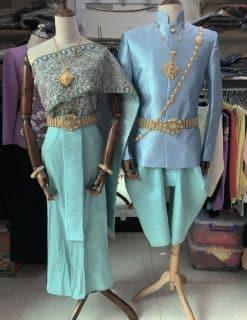 cho thuê trang phục cưới khmer