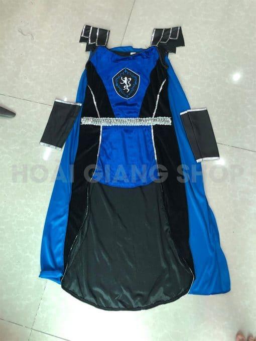 cho thuê trang phục nữ chiến binh