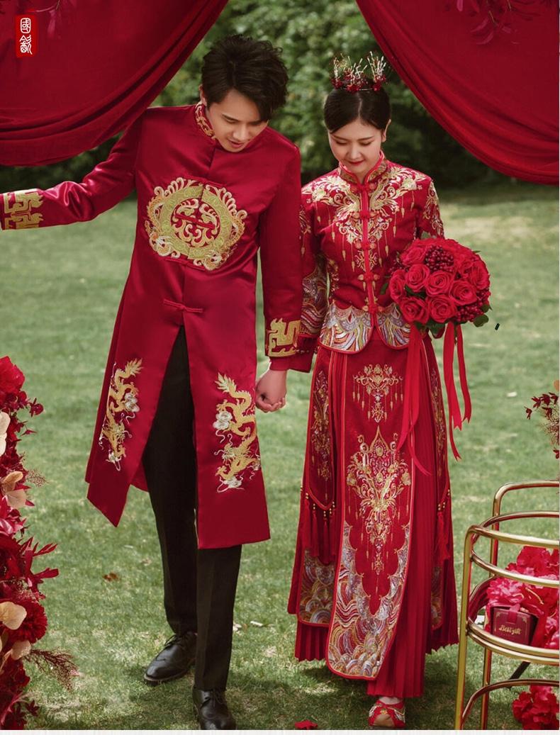 cho thuê áo khỏa trung hoa