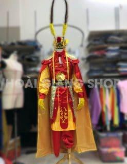 trang phục tề thiên đại thánh