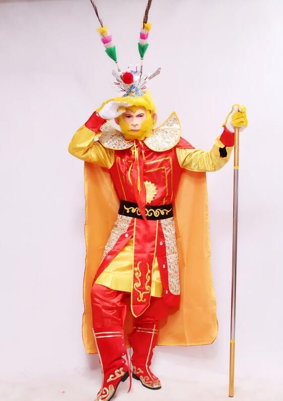 trang phục tề thiên đại thánh đại náo thiên cung