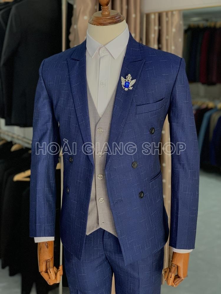 cho thuê áo vest nam đẹp