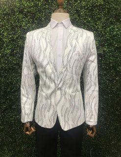 thuê áo vest nam biểu diễn