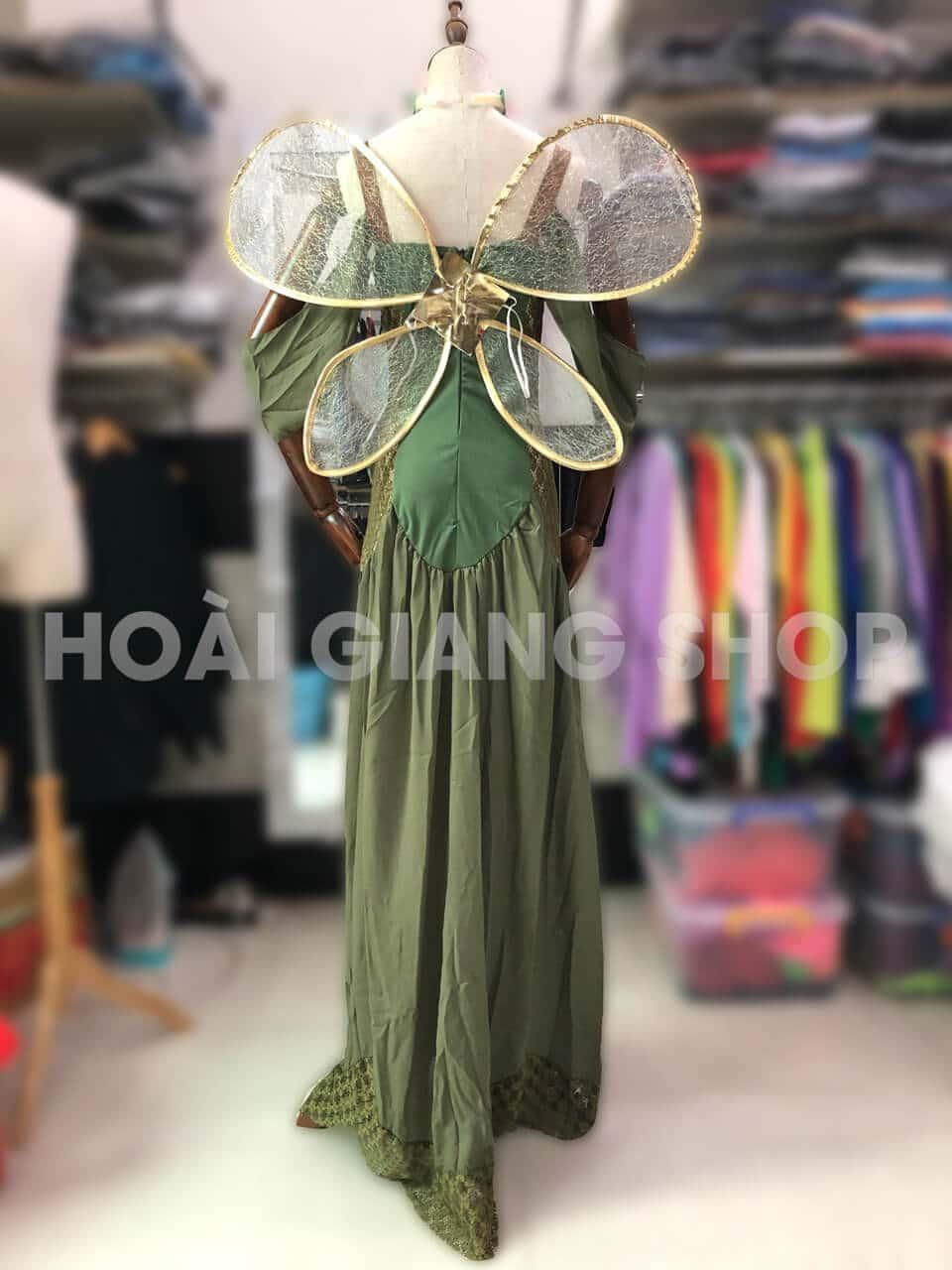 cho thuê trang phục nàng tiên bướm