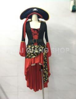 cho thuê trang phục cướp biển