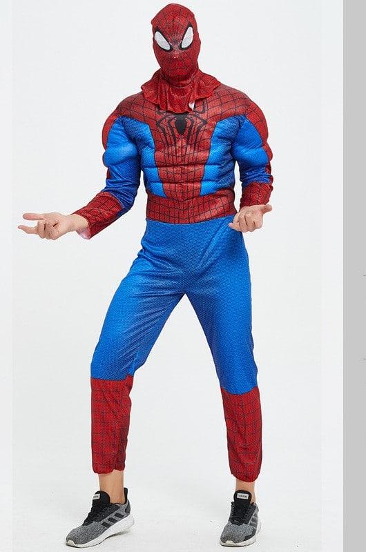 cho thuê trang phục người nhện