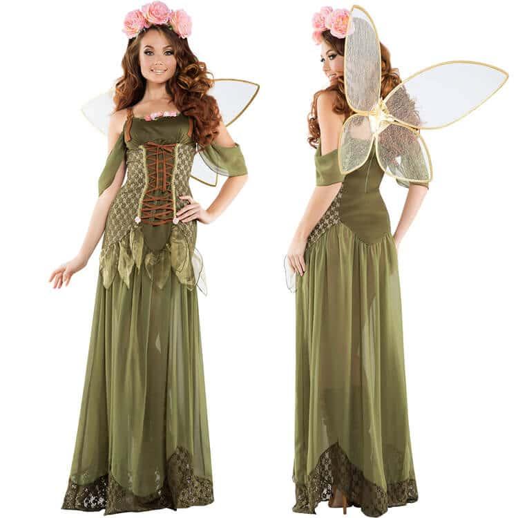 trang phục thần rừng, nàng tiên bướm