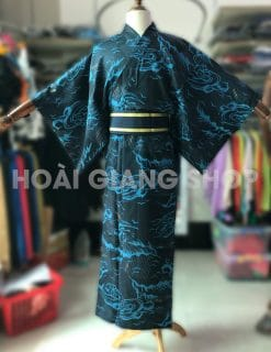 yukata kimono nam nhật bản
