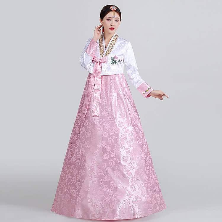 cho thuê hanbok hàn quốc