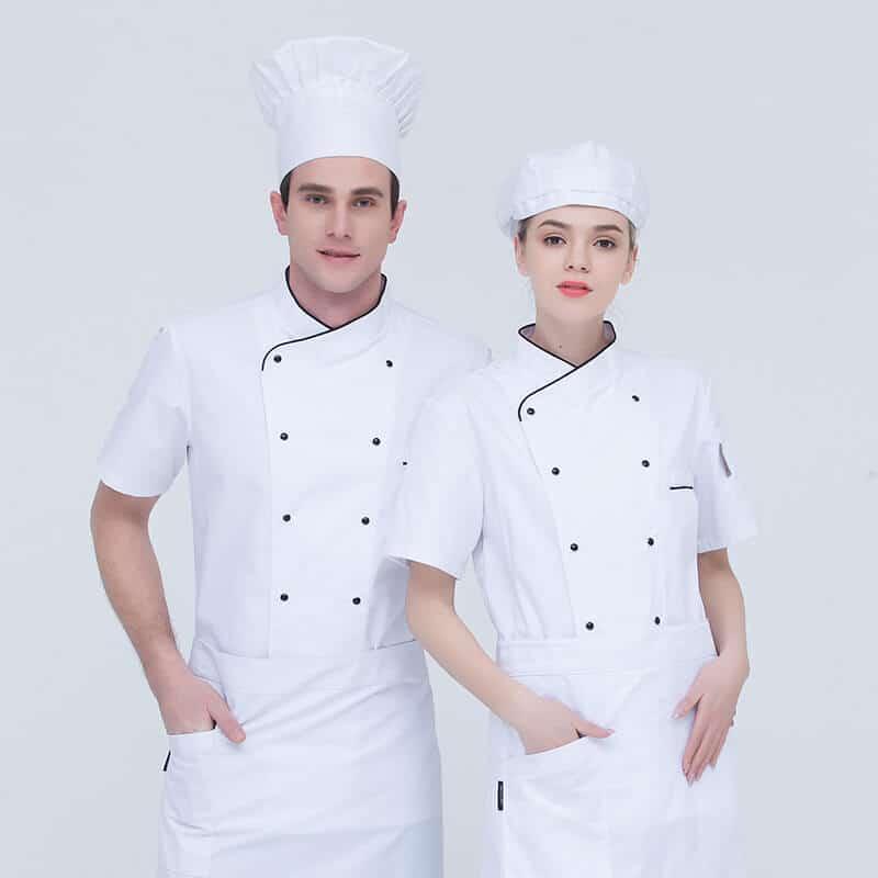 cho thuê đồng phục bếp