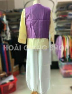 cho thuê trang phục aladdin