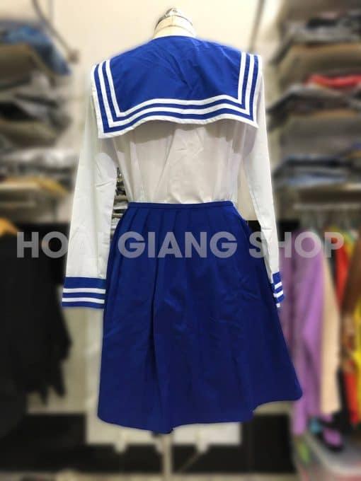 cho thuê trang phục hải quân nữ