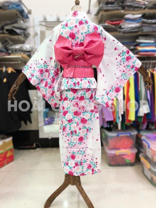 bán thuê kimono nhật bản